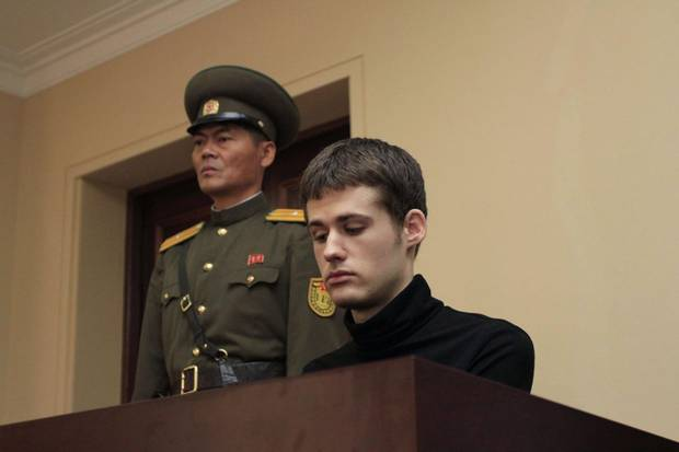 US citizen Matthew Miller has been sentenced to six years hard labour in North Korea (independent.co.uk)